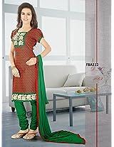 Fabboom The New Elegant Designer Floor Length State Cut Suit