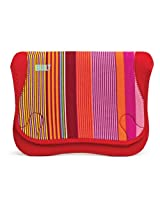 BUILT 9-10-Inch Neoprene Netbook Laptop Envelope Nolita Stripe
