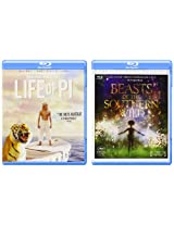 Beast of the Southern Wild / Life of Pi [Blu-ray]