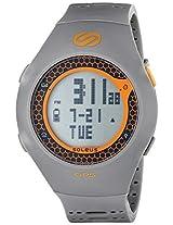 Soleus Soleus Unisex Sg010-070 Gps Turbo Digital Display Quartz Grey Watch - Sg010-070