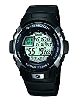 Casio G-Shock Digital Black Dial Men's Watch - G-7700-1DR (G222)