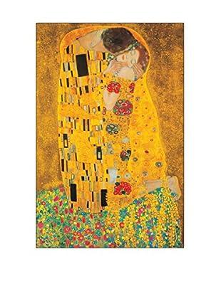 ARTOPWEB Wandbild Klimt Bacio 115x175 cm