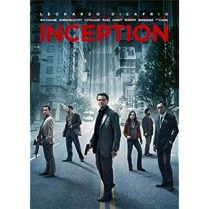 DVD インセプション