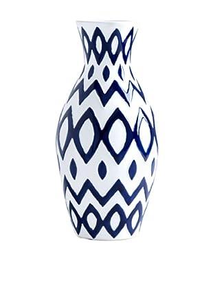 Shiraleah Small Sahara Vase (Cobalt)