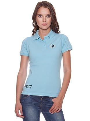 Polo Club Poloshirt Talladega (Hellblau)