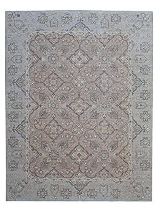 Kalaty One-of-a-Kind Pak Rug, Terracotta, 8' 9