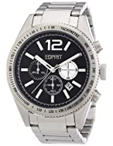 Esprit Chronograph Black Dial Men's Watch - ES104111006
