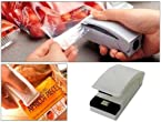 Super Sealer Mini Handheld Plastic Bag Pouch Sealing Machine