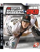 Major League Baseball 2K9 (PS3)