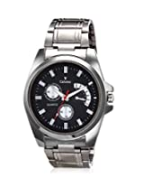 Calvino analog Men's Black Dial watch (CGAC-142011_D.BLACK)