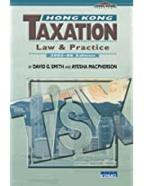 Hong Kong Taxation - Law and Practice