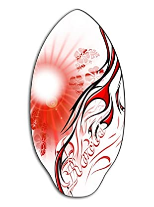 Roces Skimboard Painted M (rojo)