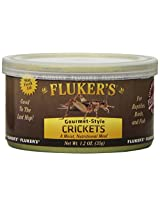 Fluker's Gourmet Canned Crickets