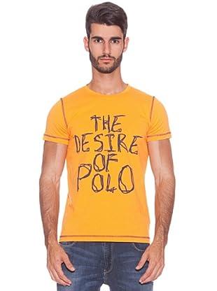 Giorgio Di Mare Camiseta Dayton (Naranja)