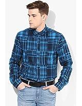 Blue Casual Shirt Jack & Jones