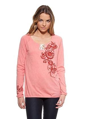 Timeout Camiseta Cordón (Rosa)