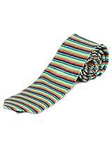 Blacksmith Tropical Multi Stripes Design Tie