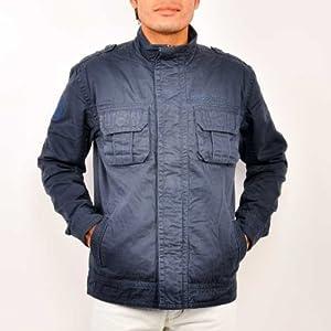 Pepe Jeans London Men Jackets And Blazers Jacket Blue Long Sleeve