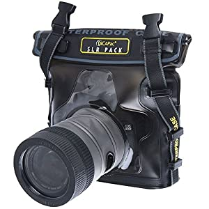 DiCAPac WP-S10 Camera Case (Clear)