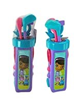 Doc McStuffins Disney 12pc Golf Caddy Playset