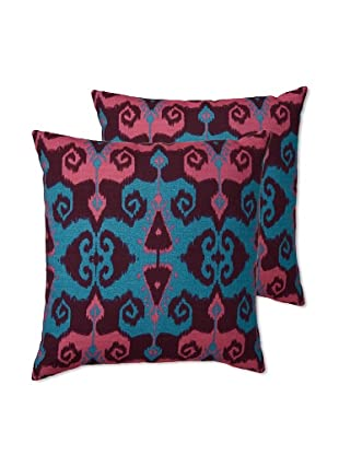 Zalva Set of 2 Kres Pillows, 18