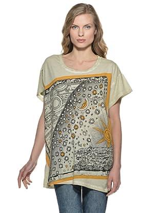 Stefanel T-Shirt (Grün)