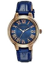 Giordano Analog Blue Dial Women's Watch - A2034-04