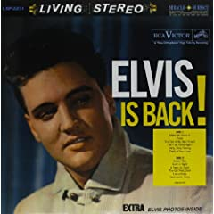 Elvis Is Back [12 inch Analog]