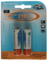 Fujicell FHR-3UEX-AA (2100 mAh) Rechargeable Ni-MH Battery
