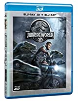 Jurassic World (3D + 2D) - 2 Disc Edition