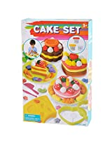 PlayGo Cake Set Clay Dough