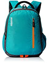 American Tourister Synthetic Blue Laptop Bag (67W (0) 78 005)