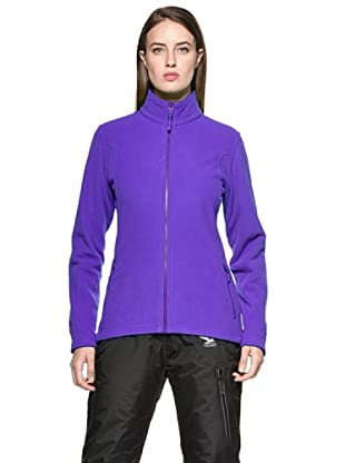 Salewa Fleecejacke Buffalo (Violett)