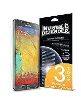 [HD CLARITY] Invisible Defender - Samsung Galaxy Note 3 Screen Protector