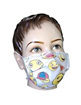 Filtra Petit Kids 3-Ply Ear Loop Surgical Face Mask - Cartoon 100 Pcs (BFE > 99%) TT-3