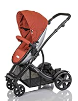 guzzie+Guss Connect+4 Stroller, Red
