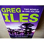 SUSPENSE / THRILLER 2-in-1 Greg Iles's The Quiet Game and 24 Hours