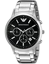 Emporio Armani Classic Analog Black Dial Men's Watch - AR2434