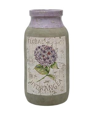 Lilac Hydrangea Vase