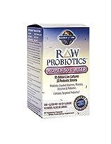 Garden of Life Raw Probiotics Women 50 and Wiser, 90 Capsules