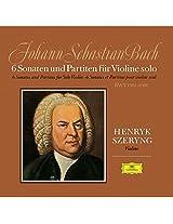 J.S.Bach: Sonatas & Partitas for Violin