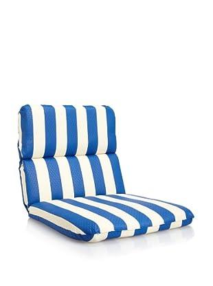Waverly Sun-n-Shade Solstice Rounded Chair Cushion (Marine)