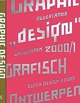 Dutch Design 2000-2001: Graphic Design
