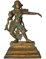 The Dancer - Bronze Statue from Swamimalai