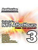 Best of NYC Afterhours 3: Feel