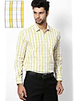 Yellow Formal Shirt