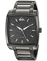 Quiksilver Analog Black Dial Men's Watch - QS-1009-BKDG