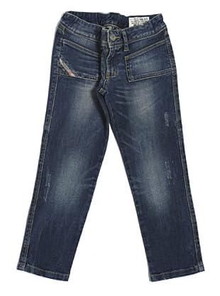 Diesel Kid Jeans Hushy (Blau)