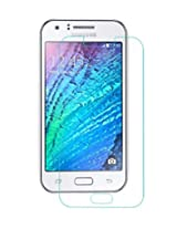 D'clair Tempered Glass Screen Protector For Samsung Galaxy J1
