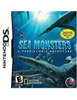 Sea Monsters - Nintendo DS